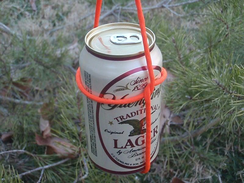 barrel hitch knot