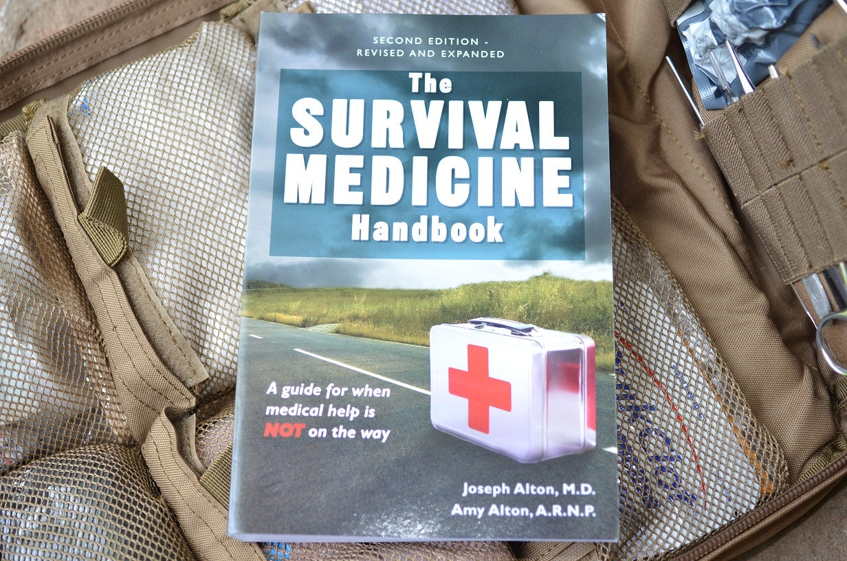Survival Book Review: The Survival Medicine Handbook