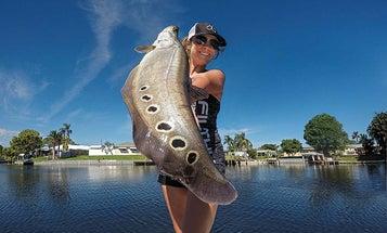 Florida's Freak-Show Fishing Slam
