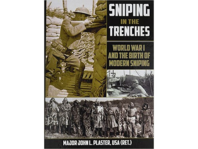 Sniping in the Trenches book