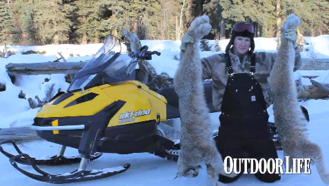 VIDEO: Trapping in Alaska