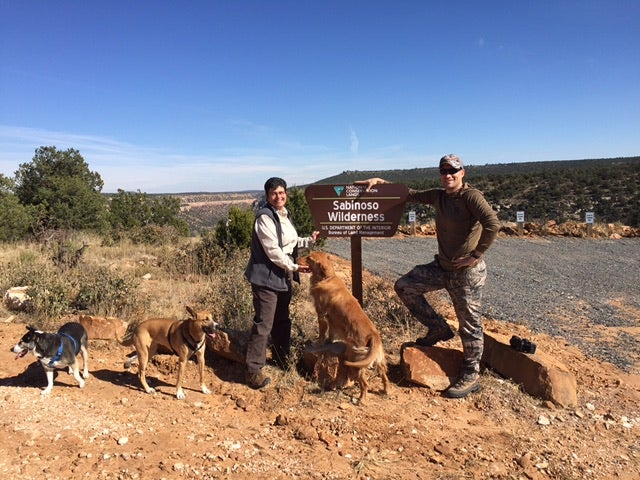 Sabinoso Wilderness opens to the public