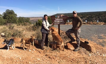 Now Open: New Mexico's Sabinoso Wilderness