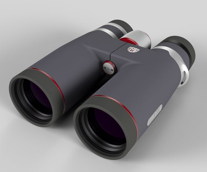 Build Your Own Optics: Maven Offers Totally Customizable Binoculars
