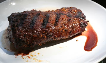 """How to Cook Venison Backstrap Perfectly with a """"Reverse Sear"""""""