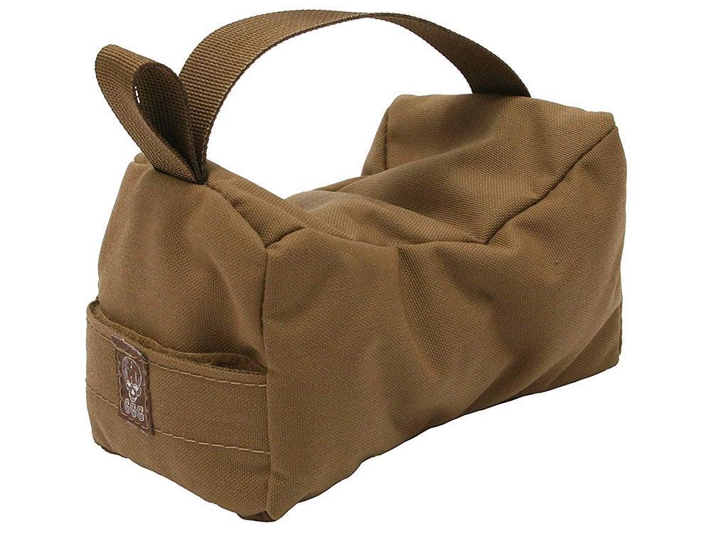 Grey Ghost Rifleman's Squeeze Bag