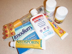 Survival Gear: 10 Essential Medicines for Your First Aid Kit