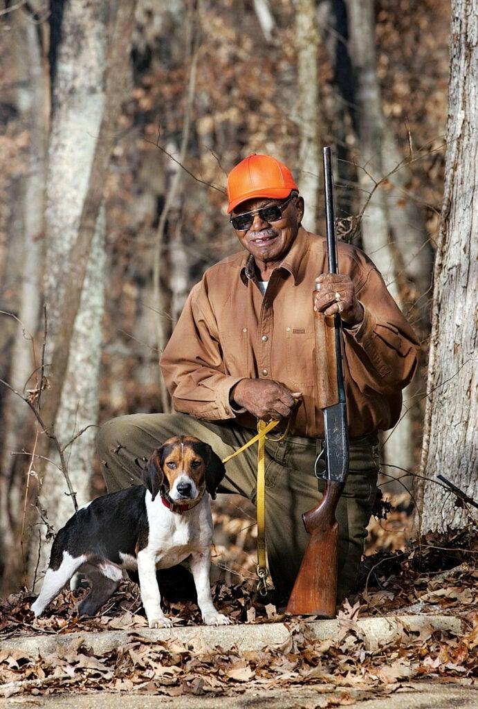 rabbit hunting dog