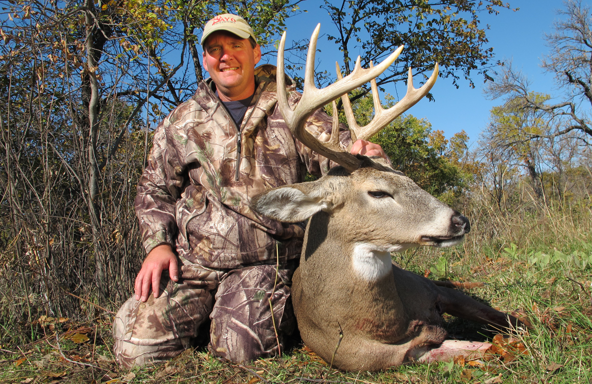 Whitetail Deer: Is the October Lull Fact or Fiction for Bowhunters?