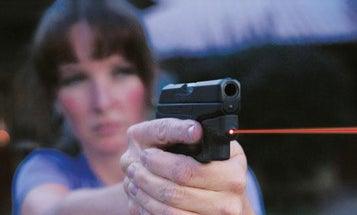 Using Laser Sights for Handguns