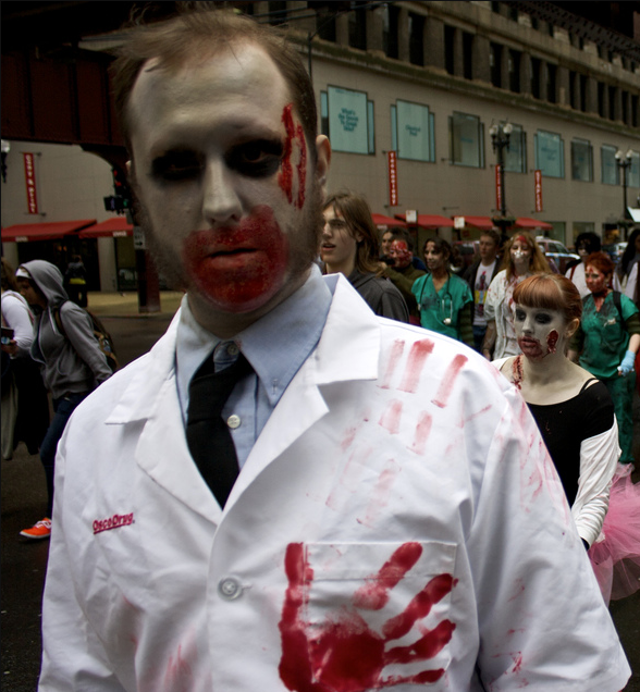Centers For Disease Control Releases its Guidelines for a Zombie Apocalypse