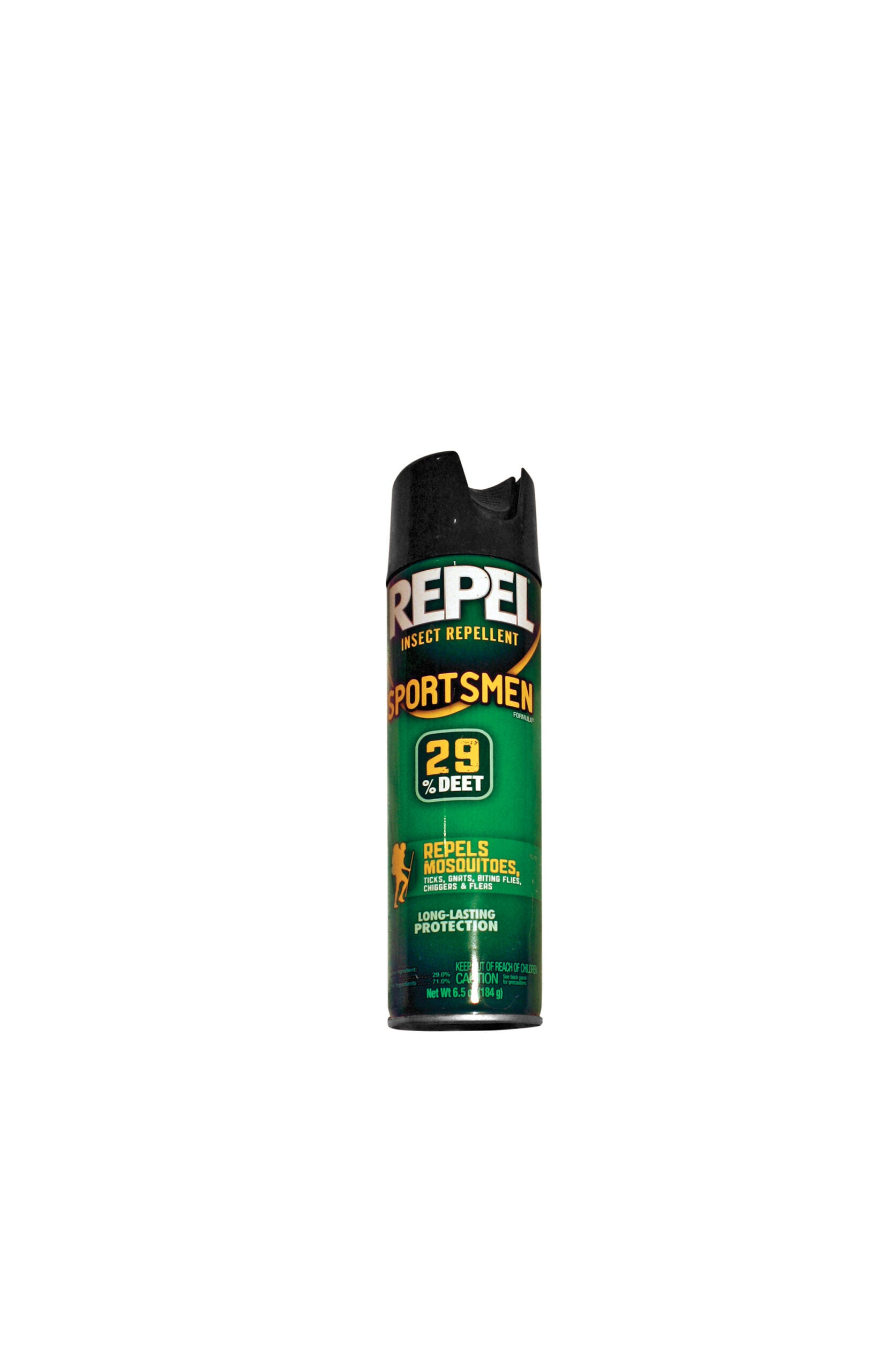 Tick spray.