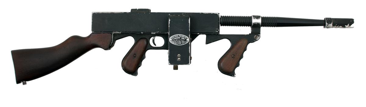 Gun of the Week: Feltman Pneumatic Machine Gun