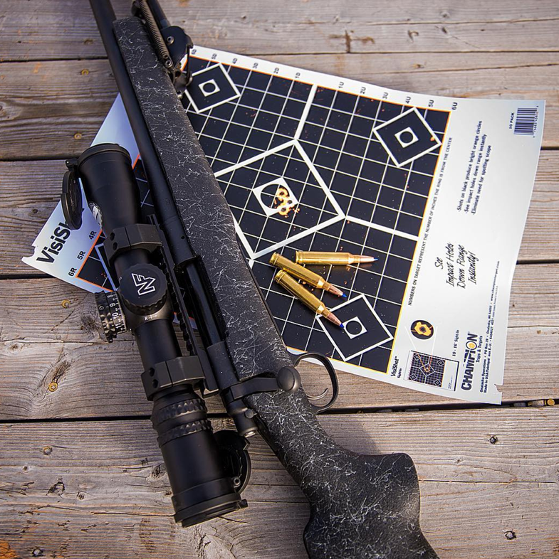 remington bolt action rifle