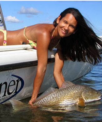 Fish With Captain Gina Bradley