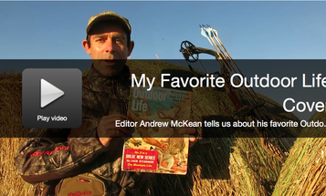 Video: McKean's Favorite Outdoor Life Cover
