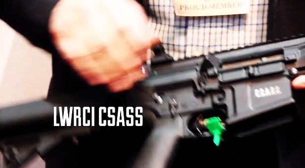 New Rifle 2015: LWRCI CSASS