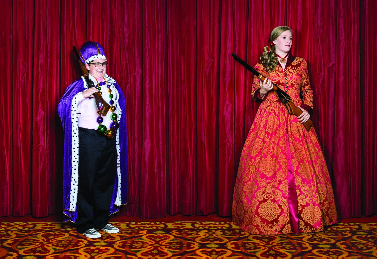 BB Kings and Queens: Young Guns of the Daisy National BB Gun Championship