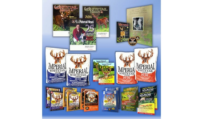 Whitetail Institute Double-Up Sampler Pak