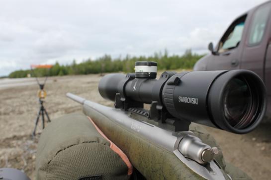 Optics Review: Swarovski Ballistic Turret for Long-Range Shooting
