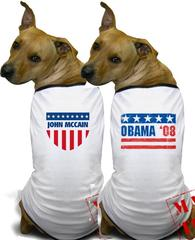 Is Your Dog a Democrat or Republican?