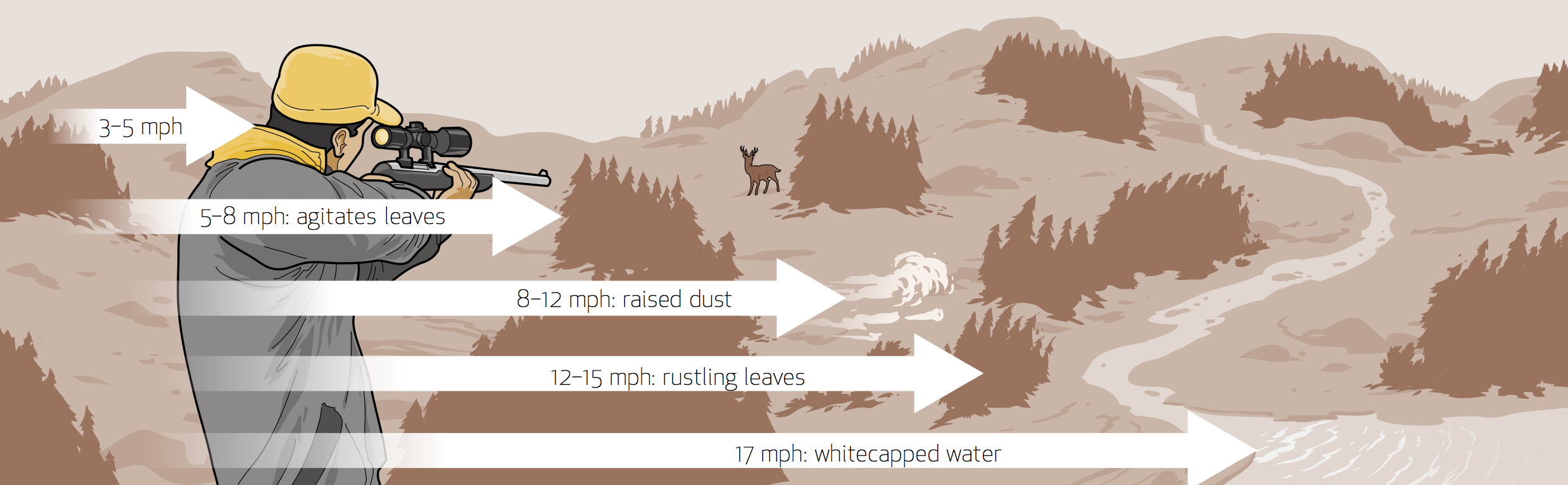Shooting Tips: Clues to Help You Read the Wind