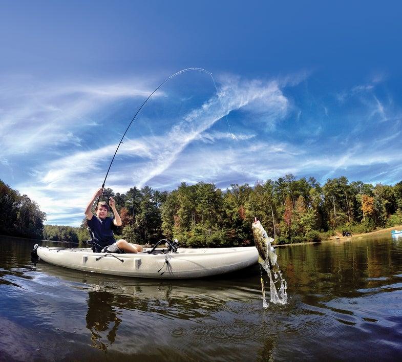 Sabiki rig fishing