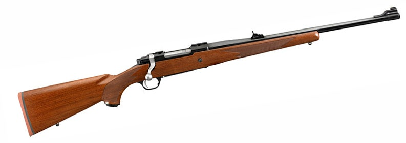 compact magnum elk rifle