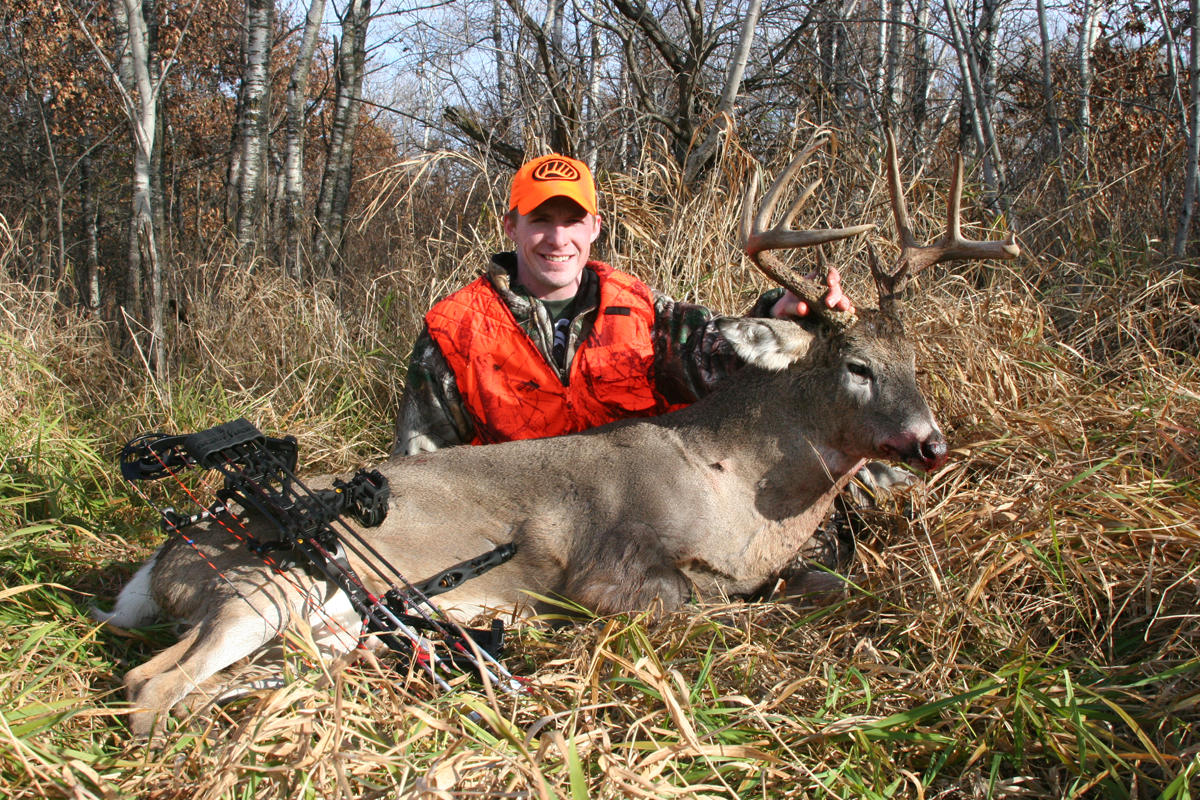 Proof That You Can Kill a Buck with Your Bow During Gun Season