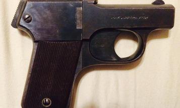 Gun of the Week: Mossberg Brownie Pepperbox .22