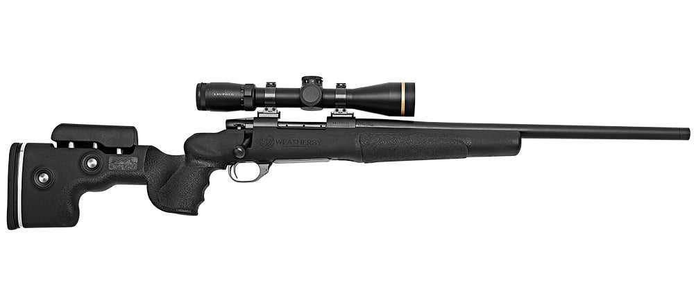 Weatherby VAC