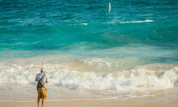 Out of the Ruins: Photos of Mexico's Best Flats Fishing