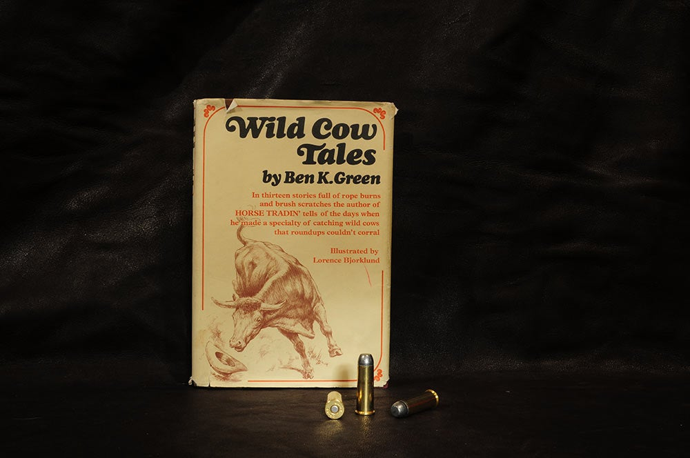 Wild Cow Tales by Ben Green