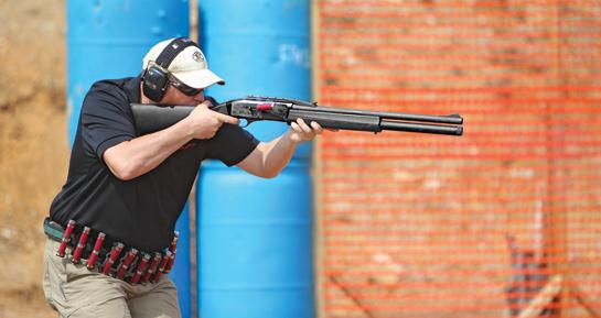Shotgun Shooting Tips: 4 Ways to Improve Your Tactical Shotgun Game
