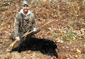 West Virginia Mascot Shoots Bear With School Gun, Stirs Up Controversy