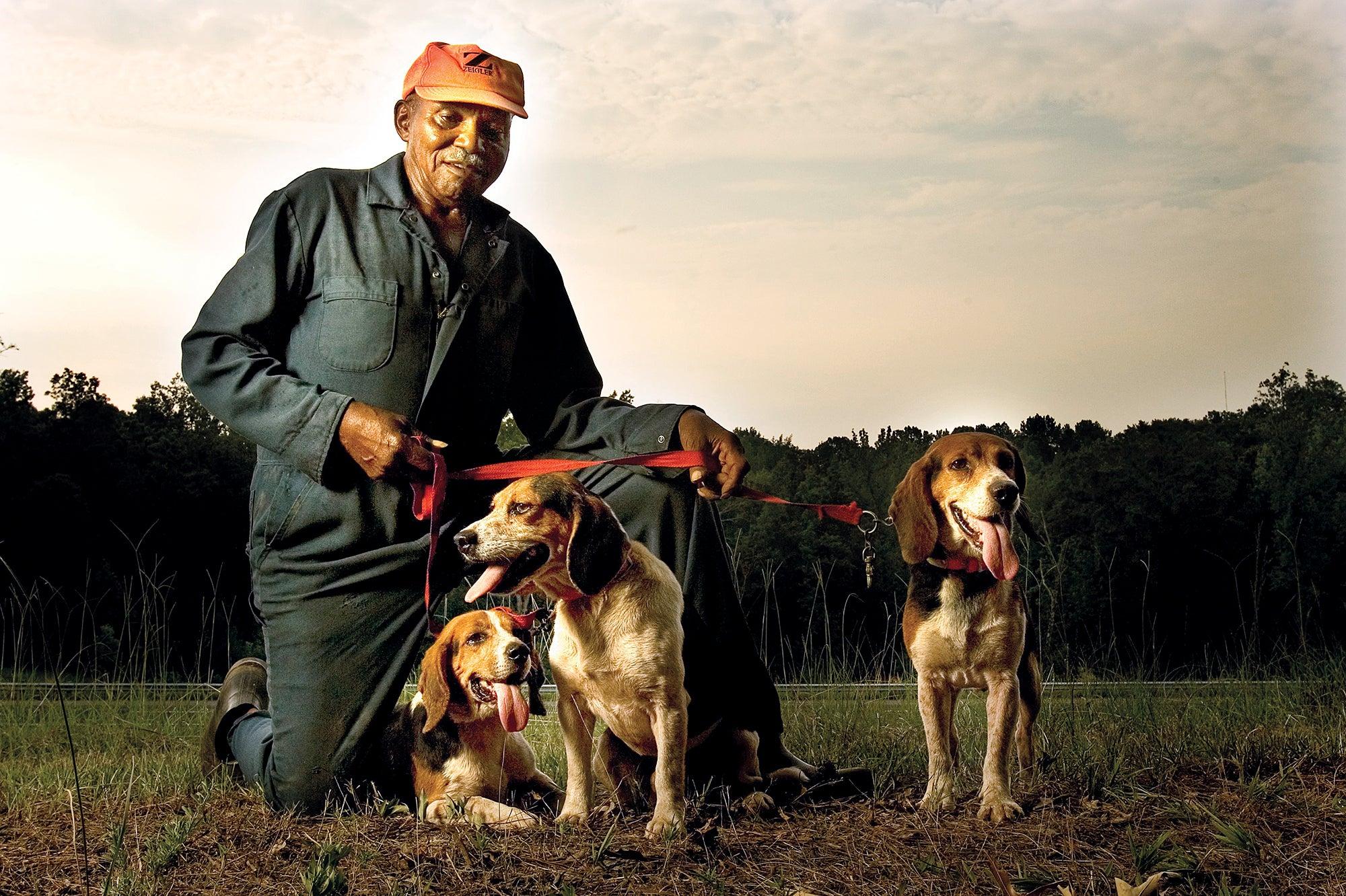 southern rabbit hunting