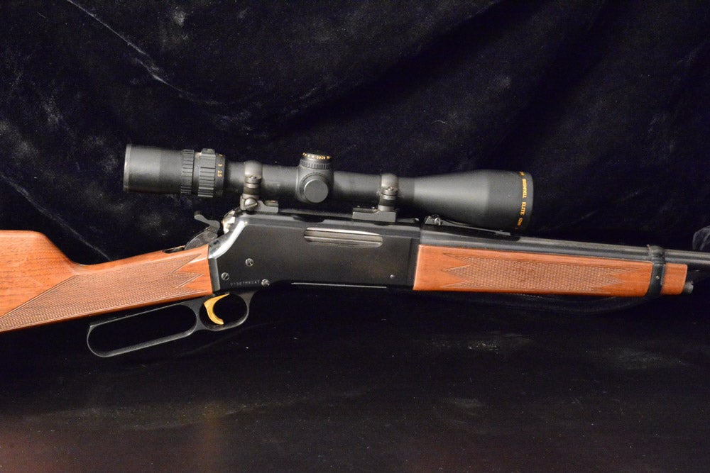 Browning Lever Action Rifle