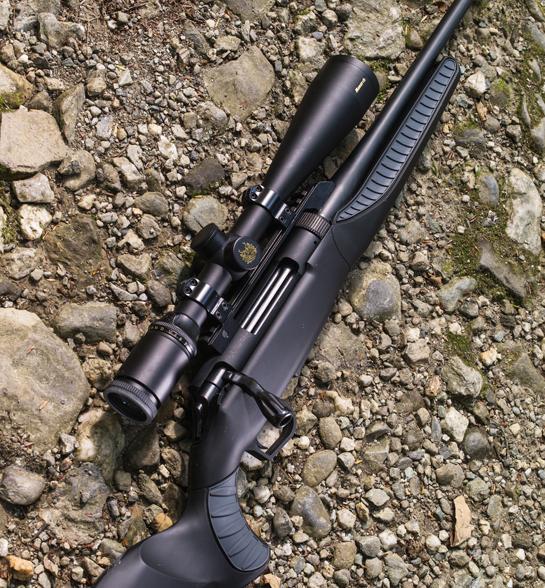 Gun Review: Thompson/Center Dimension Switch-Barrel Rifle