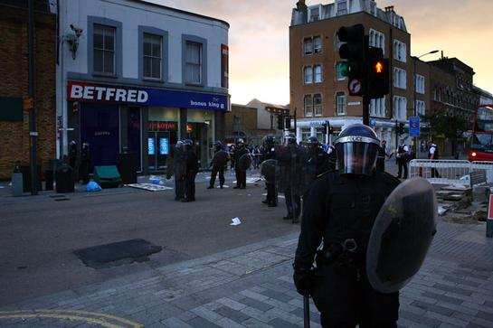 Urban Survival: London is in Chaos as Riots Continue