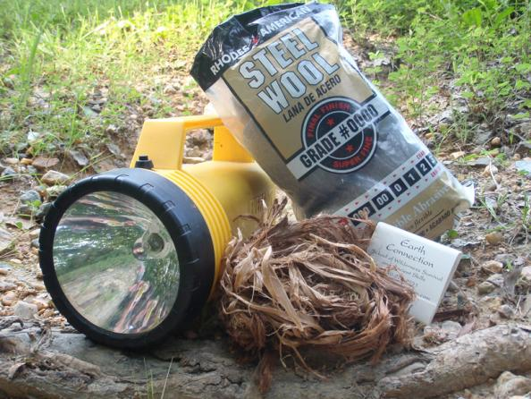 Survival Skills: Three Ways To Start a Fire With Your Flashlight