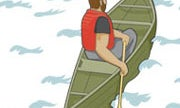 Survival Skills How to Paddle Through Floodwaters