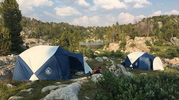 OL guide Life tents