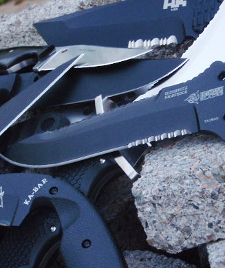19 Great Fixed-Blade Knives for Tactical Self Defense