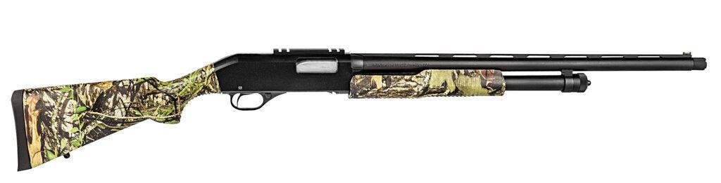 coyote shotgun