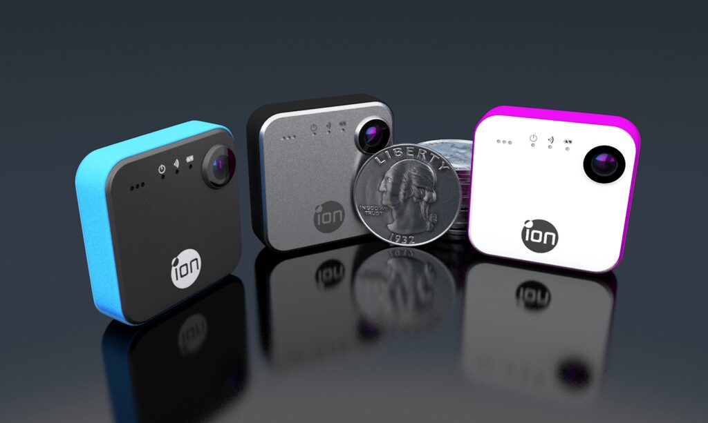 Different action camera options for hunters and anglers.
