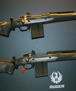 New Guns at SHOT