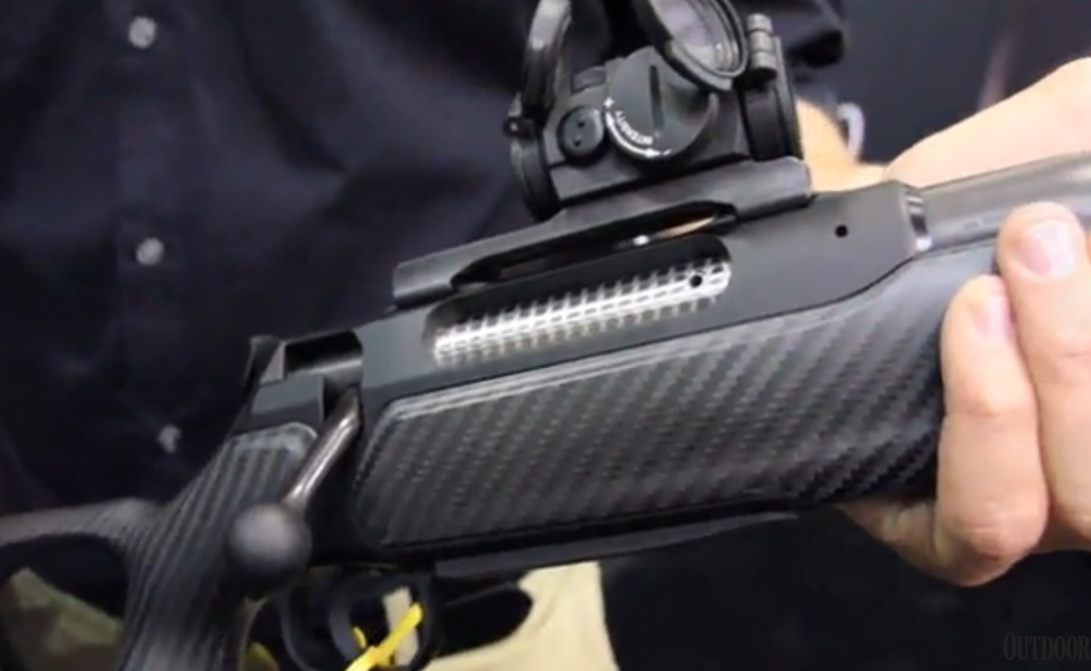First Look: Sauer 404 Takedown