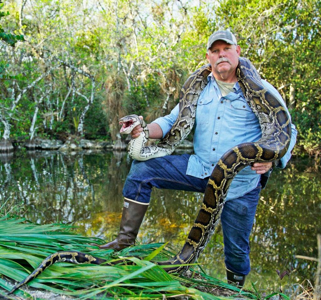 python hunt