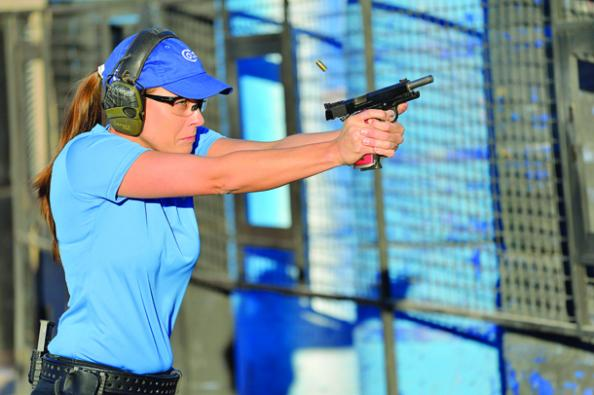 Expert Shooting Tips: Maggie Reese Talks Pistols