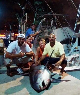 13.5-Foot 650-Pound Thresher Shark Crushes Florida State Record